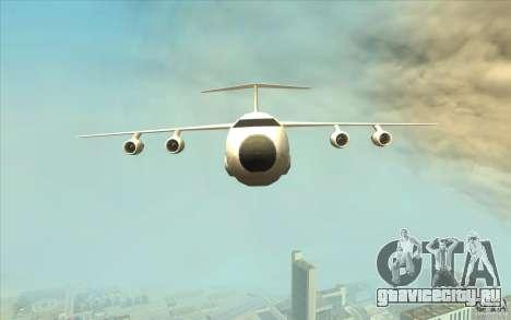 Улучшенная Андромеда для GTA San Andreas вид сзади