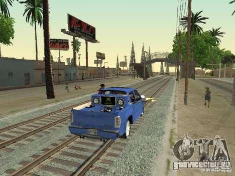 Ballas 4 Life для GTA San Andreas пятый скриншот