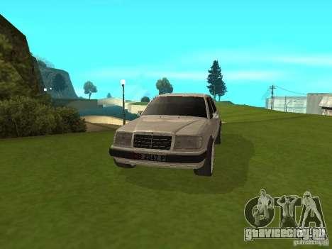 Mercedes-Benz 300 E для GTA San Andreas