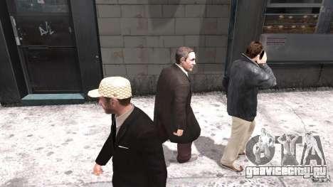 Gucci cap для GTA 4 второй скриншот