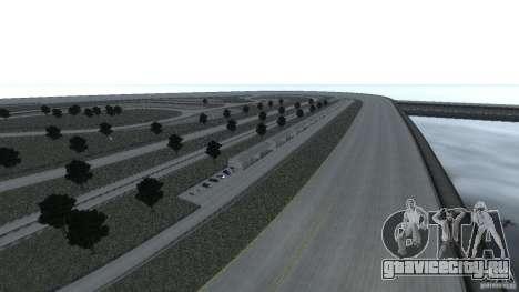 Dakota Track для GTA 4 пятый скриншот