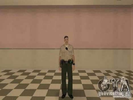 Los Angeles Police Department для GTA San Andreas шестой скриншот