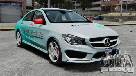 Mercedes-Benz CLA 250 2014 для GTA 4