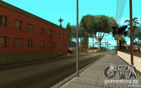 UGP Moscow New Jefferson Motel для GTA San Andreas шестой скриншот