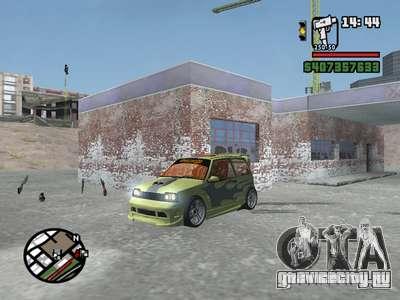 ОКА 1111 (Тюнинг) для GTA San Andreas
