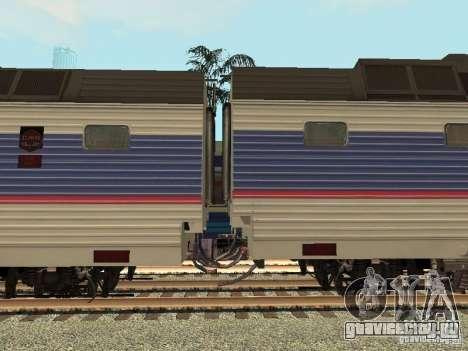 ЧС8 046 для GTA San Andreas вид справа