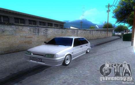 ВАЗ 2114 LT для GTA San Andreas