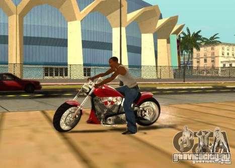ENBSeries v1.6 для GTA San Andreas двенадцатый скриншот