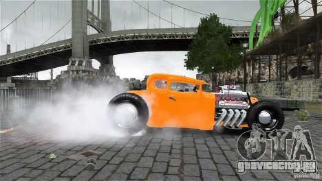 Smith 34 Hot-Rod Restyling для GTA 4 вид слева