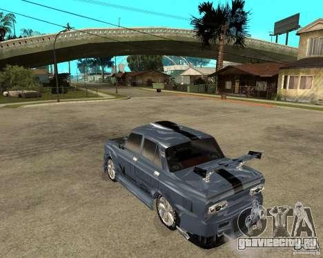 АЗЛК 2140 SX-Tuned для GTA San Andreas вид слева