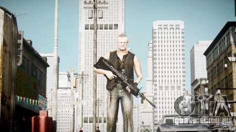 Мерл Диксон для GTA 4 третий скриншот