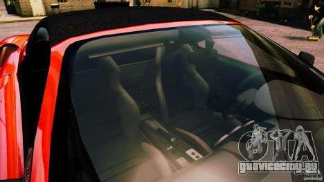 Ferrari 430 Spyder v1.5 для GTA 4 вид сверху