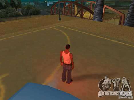 IVLM 2.0 TEST №3 для GTA San Andreas третий скриншот