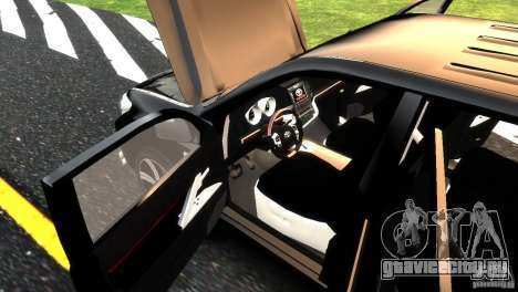 Toyota Land Cruiser 200 RESTALE для GTA 4 вид снизу