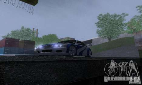 ENB Reflection Bump 2 Low Settings для GTA San Andreas восьмой скриншот