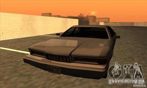 ENBSeries 0.075 для GTA San Andreas второй скриншот