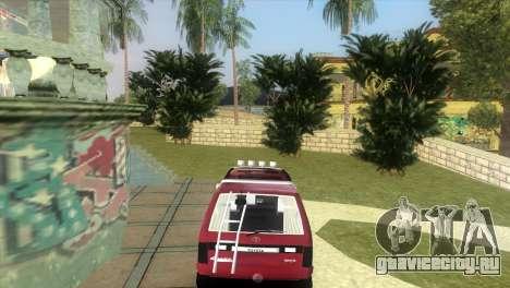 Toyota Town Ace-Tuning для GTA Vice City вид слева