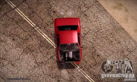 Elegy 180SX для GTA San Andreas вид справа