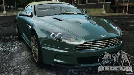 Aston Martin DBS Volante [Final] для GTA 4
