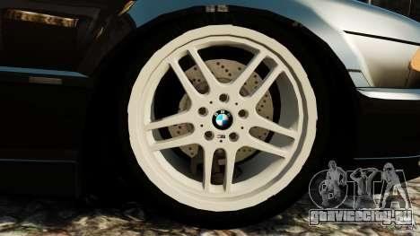 BMW 750iL E38 Light Tuning для GTA 4 вид сбоку