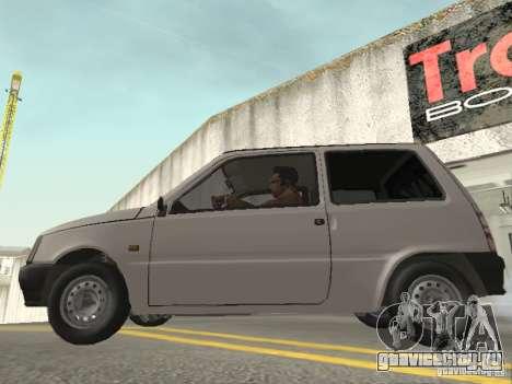 ВАЗ 1111 Ока Белка для GTA San Andreas вид справа