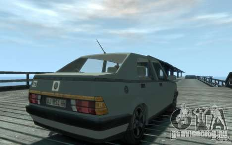 Alfa Romeo 75 для GTA 4