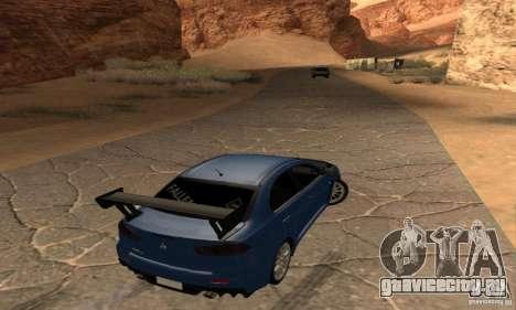 New Drift Zone для GTA San Andreas второй скриншот