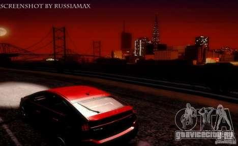UltraThingRcm v 1.0 для GTA San Andreas второй скриншот