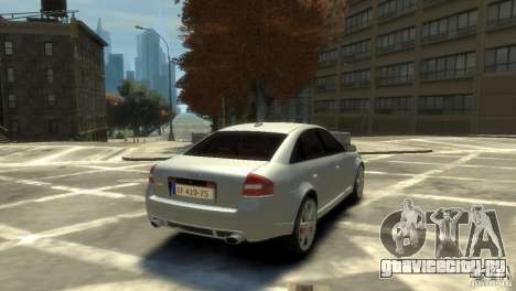 Audi RS6 2003 для GTA 4