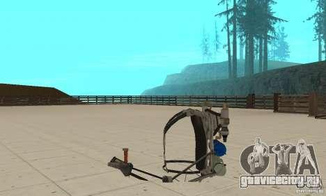 Новый джетпак для GTA San Andreas четвёртый скриншот