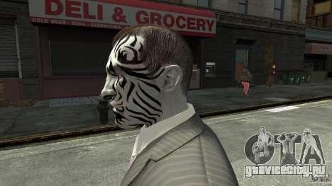 Tatoo 2 для GTA 4 второй скриншот