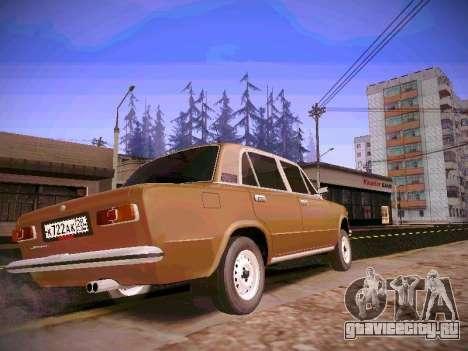 ВАЗ 21011 для GTA San Andreas вид слева