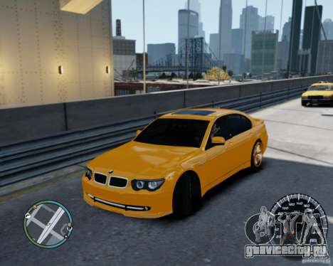 BMW Alpina B7 для GTA 4