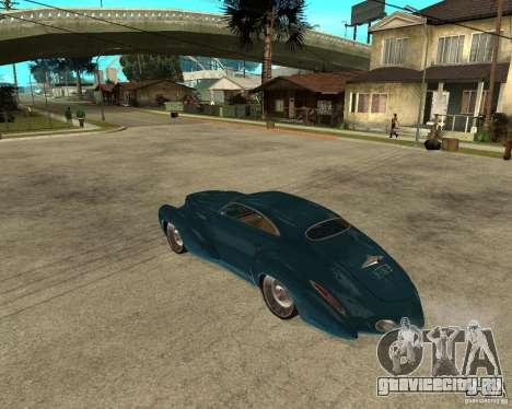 Holden Efijy для GTA San Andreas вид слева