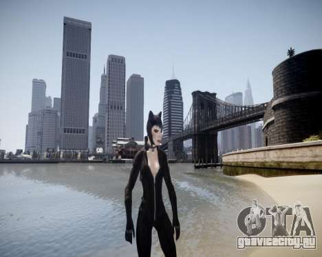 Catwoman v2.0 для GTA 4