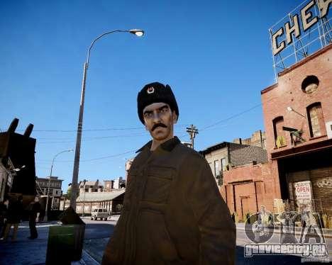 Niko - Stalin для GTA 4