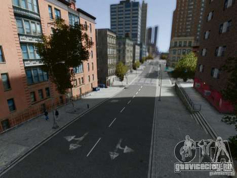 HD Roads 2013 для GTA 4 восьмой скриншот