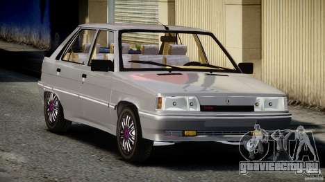 Renault Flash Turbo 11 для GTA 4