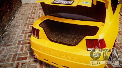 Ford Mustang SVT Cobra v1.0 для GTA 4 вид сбоку