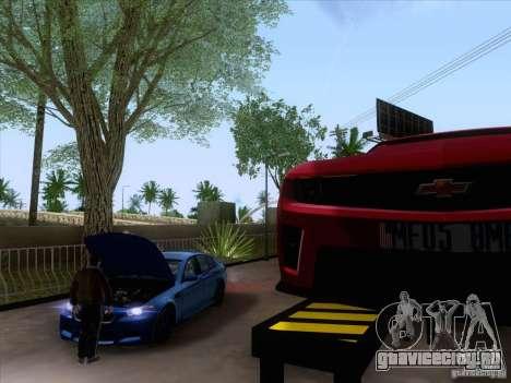 Auto Estokada v1.0 для GTA San Andreas пятый скриншот