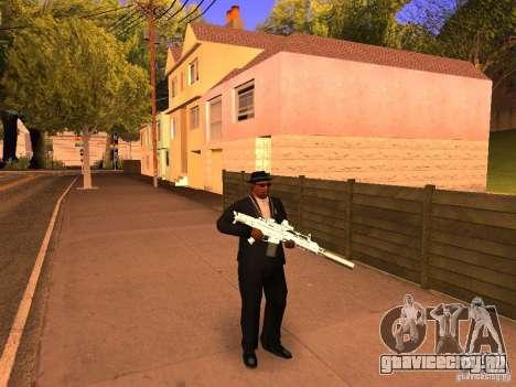TeK Weapon Pack для GTA San Andreas третий скриншот