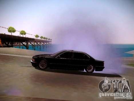 Новые эффекты для GTA San Andreas третий скриншот