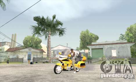 Honda Goldwing GL 1500  (1990) для GTA San Andreas