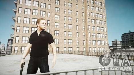Скин Джеймса Бонда для GTA 4 четвёртый скриншот