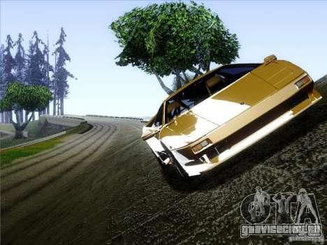 Lamborghini Diablo VT 1995 V3.0 для GTA San Andreas колёса