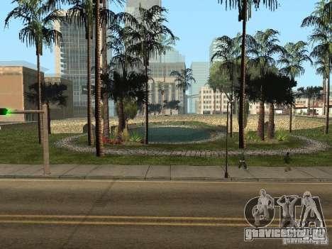 Glen Park HD для GTA San Andreas четвёртый скриншот