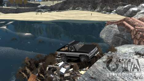 4x4 Trail Fun Land для GTA 4 седьмой скриншот