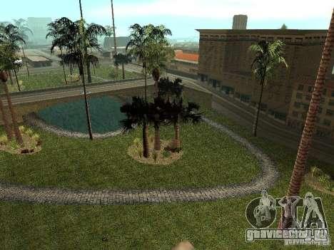 Glen Park HD для GTA San Andreas