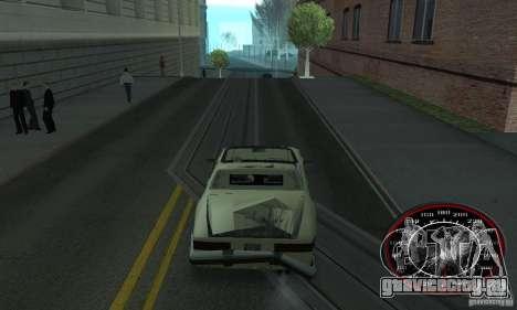 Speedo Skinpack FLAMES для GTA San Andreas второй скриншот