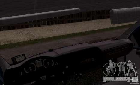 ГАЗ 33023 Бизнес Фермер для GTA San Andreas вид сзади слева